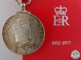 A 1977 Queen Elizabeth II Jubilee Medal