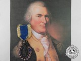 A Gold Sons of the Revolution Medal to Grandson of Major General Arthur St. Clair