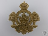 A 238th Forestry Battalion Cap Badge
