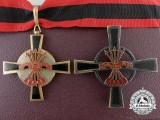 A Imperial Spanish Order of the Yoke and Arrows; Grand Commander with Case