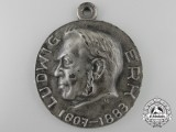 A 1938 Hessen German Singers League Award