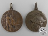 Two Italian Campaign & Commemorative Medals