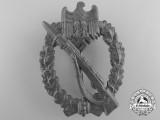 A Silver Grade Infantry Badge by Ferdinand Wiedmann
