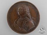 A 1738 Count of Lautrec Restoration of Peace at Geneva Medal