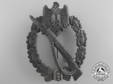 A Silver Grade Infantry Badge; M.K.1.