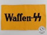 A Waffen-SS Armband