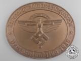 A 1938 NSFK Award Medallion