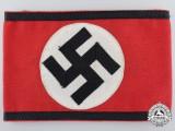 A Second War SS Armband