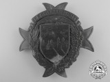 A Rare Second War Hungarian Anti-Aircraft Badge