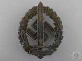 SA Defence Badge for War Disabled