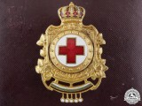 A Bulgarian Red Cross Badge
