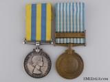 A Canadian Korean War Pair to E.G. Jamieson