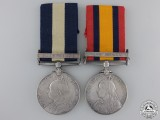 A Cape of Good Hope South Africa Medal Pair