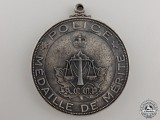 A City of Montreal Police Medal for Merit