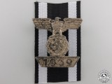 A Clasp to the Iron Cross 1939; Second version