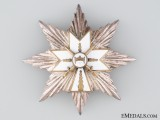A Croatian WWII Order of King Zvonimir; First Class