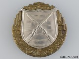 A Czechoslovakian Rifleman's Proficiency Badge