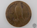 A Early 1913 German Flight Around Berlin Aeronautical Medal