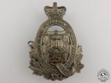 A First War 253rd Infantry Battalion Queen's University Cap Badge