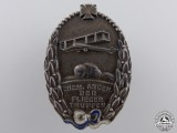 A First War Bavarian Aviation Badge by Deschler 1915-1916