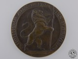 A First War French Shame For Vandals Medal 1914-1918