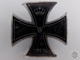 A First War German Imperial Iron Cross Pin