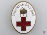A First War Hungarian Red Cross Badge