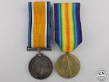 A First War Medal Pair to the 19th Canadian Infantry Battalion