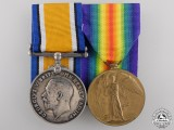 A First War Pair to 2nd Lieutenant Barker