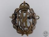 A First War Royal Flying Corps (RFC) Cap Badge