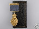 A George VI Kaisar-I-Hind Medal with Case