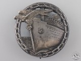 A German Blockade Runner Badge by Schwerin