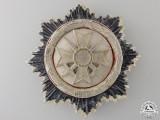 A German Cross in Silver; 1957 Version
