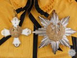 A Greek Order of the Phoenix; Grand Cross Set