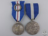 A Greek Police and Armed Forces Medals
