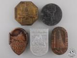 A Lot of Five Second War German Tinnies