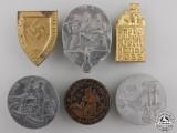A Lot of Six Second War German Tinnies