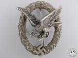 A Luftwaffe Air Gunner's & Flight Engineers Badge by Juncker