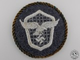 A Luftwaffe Vehicle Drivers Trade Badge
