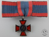A Miniature Royal Red Cross; 1st Class