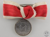 A Miniature Social Welfare Medal; Women's Issue