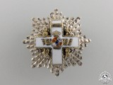 A Miniature Spanish Cross of Aeronautical Merit; Grand Cross Star