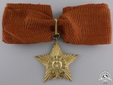 A Nepalese Order of Gorkha Dakshina Bahu; Commander