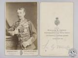 A Period Signed Photograph of Sir Garnet Joseph Wolseley