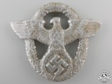 A Police Cap Badge by OGL