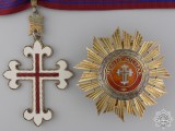 A Portuguese Order of Military Merit; Grand Officer