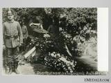 A Post Card – Immelmann's Burial