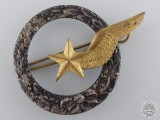 A Pre Second War French Observers Badge