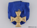 A Prussian Long Service Cross for 25 Years Service