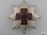 A Rare & Early Croatian Order of Merit; Christians Grand Cross